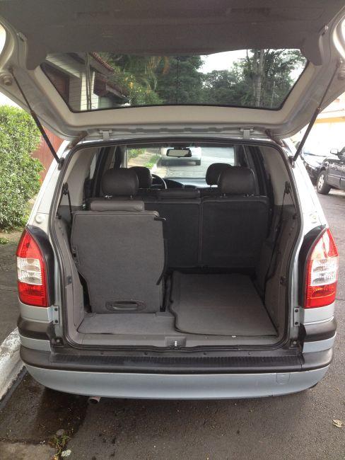 Chevrolet Zafira Elite 2.0 (Flex) - Foto #6