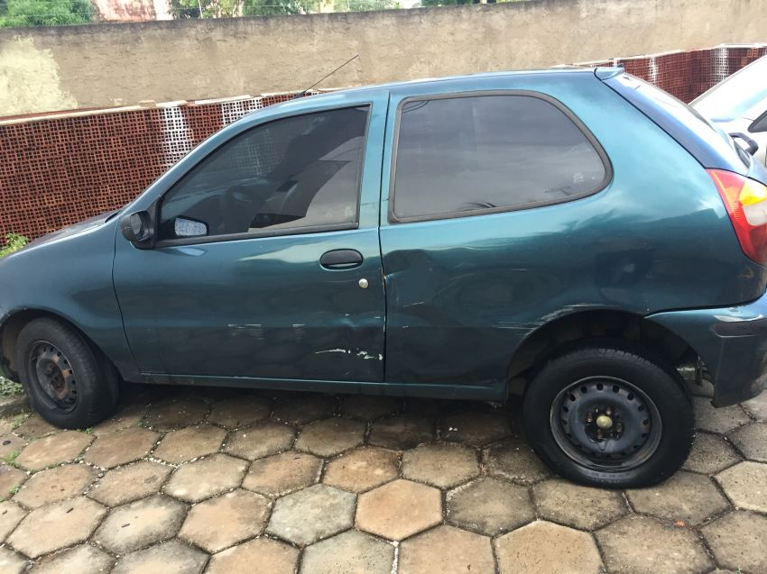 Fiat Palio EX 1.0 MPi - Foto #6