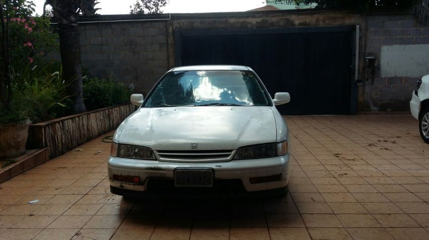 Honda Accord Sedan LX 2.2 16V (aut) - Foto #1