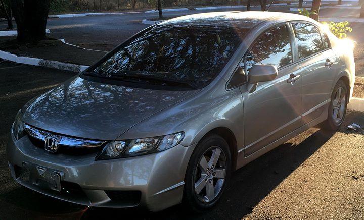Honda New Civic LXS 1.8 (aut) (flex) - Foto #1