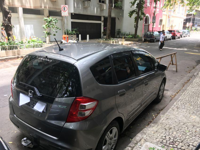 Honda Fit DX 1.4 (Flex) - Foto #4