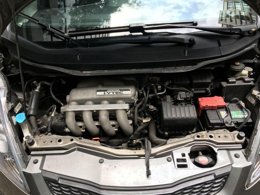 Honda Fit DX 1.4 (Flex) - Foto #6