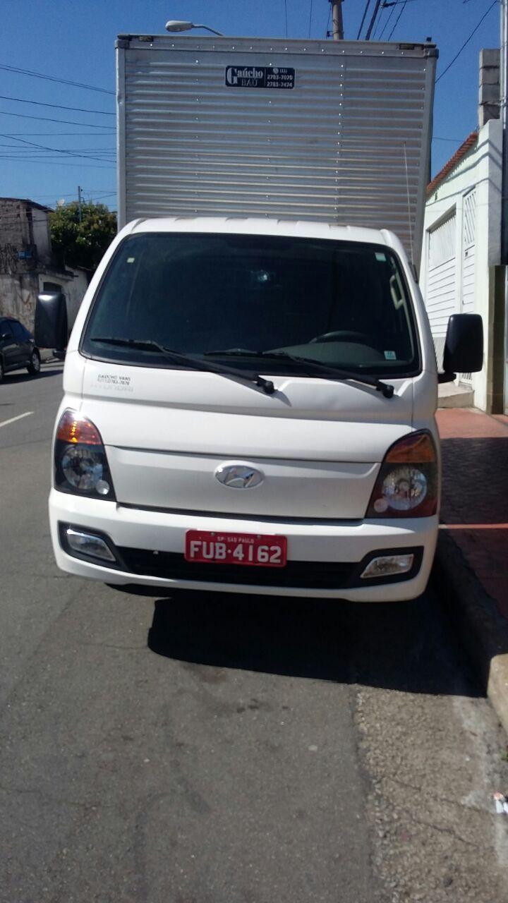 Hyundai HR - 2.5 TCI HD Extra-Longo com Caçamba - Foto #1