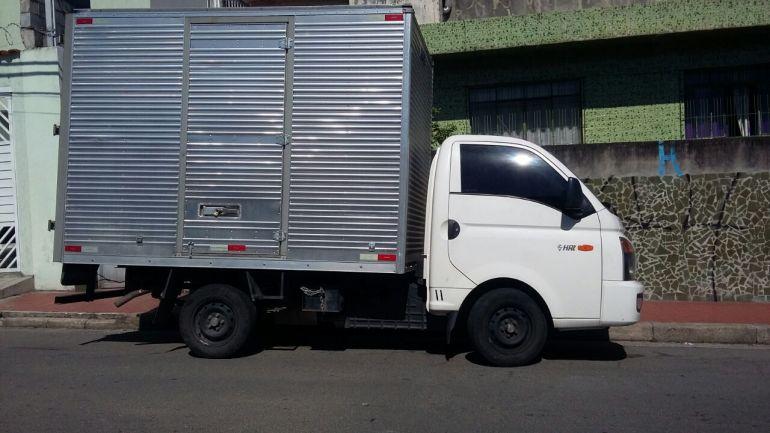 Hyundai HR - 2.5 TCI HD Extra-Longo com Caçamba - Foto #4