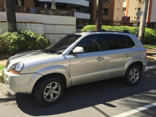 Hyundai Tucson GLS 2.0 16V (aut) - Foto #3