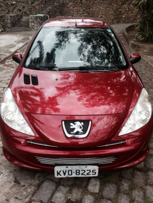 Peugeot 207 Hatch XR 1.4 8V (flex) 2p - Foto #1