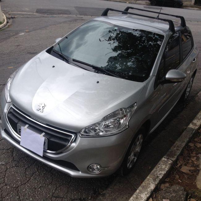 Peugeot 208 1.5 8V Active (Flex) - Foto #1