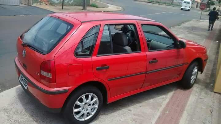 Volkswagen Gol Plus 1.6 - Foto #1
