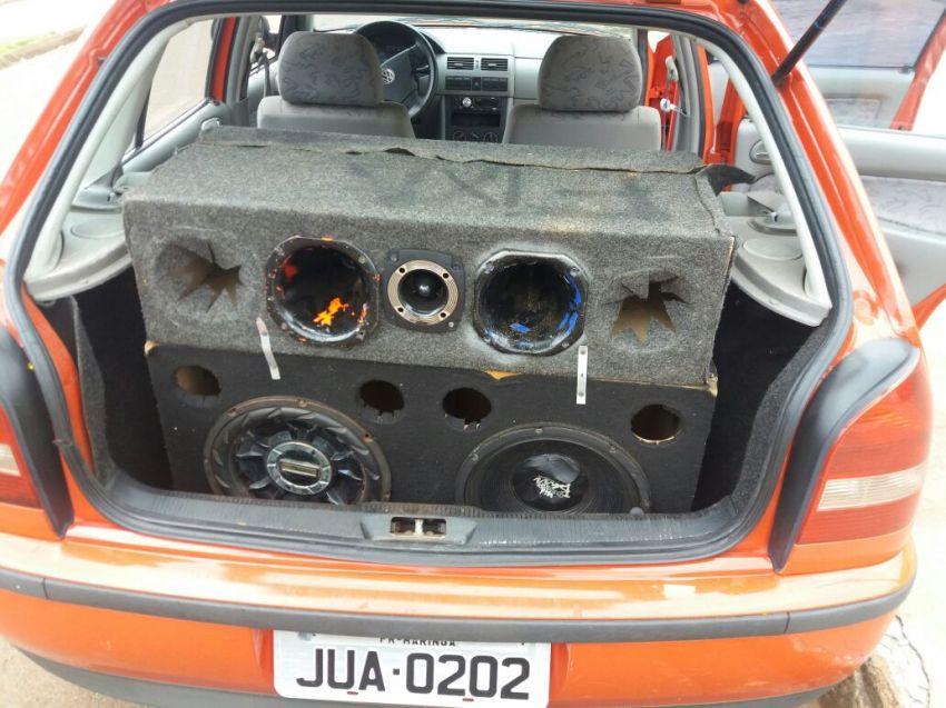 Volkswagen Gol Plus 1.6 - Foto #10