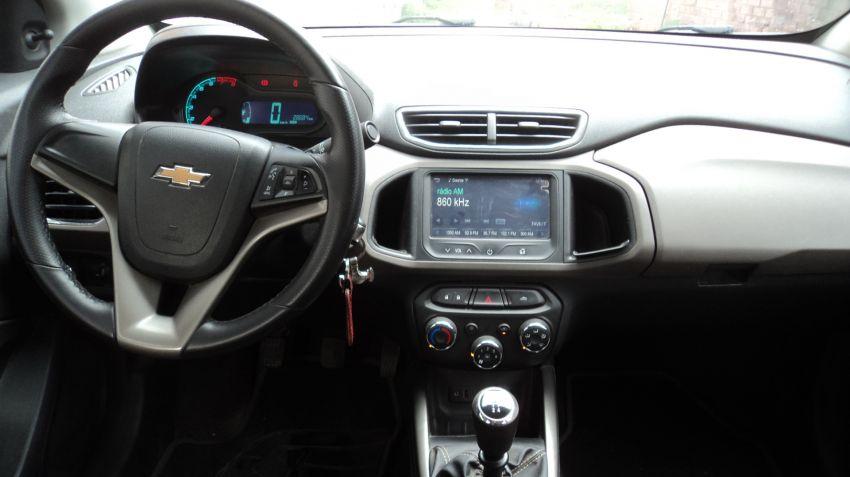 Chevrolet Prisma 1.0 SPE/4 Advantage - Foto #4