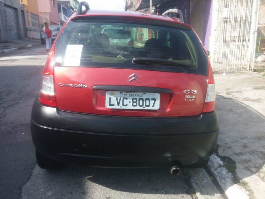 Citroën C3 XTR 1.6 16V (flex) - Foto #7