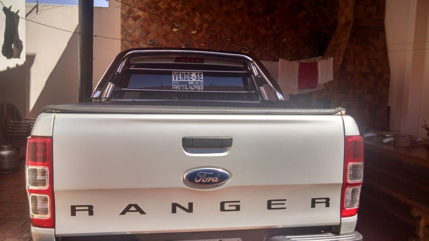 Ford Ranger 2.2 TD XLS CD 4x4 - Foto #6