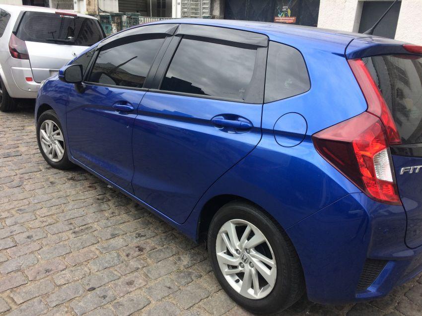 Honda Fit 1.5 16v LX CVT (Flex) - Foto #3