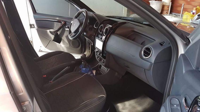 Renault Duster Oroch Dynamique 2.0 16V (Flex) - Foto #3