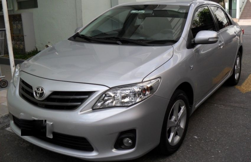 Toyota Corolla 2.0 XEi Multi-Drive S - Foto #5