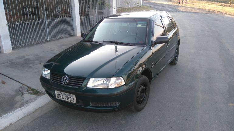 Volkswagen Gol Plus 1.0 16V MI - Foto #1