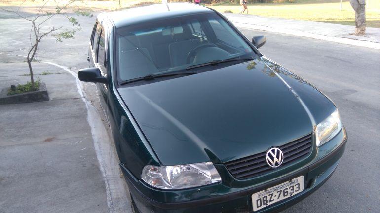 Volkswagen Gol Plus 1.0 16V MI - Foto #2