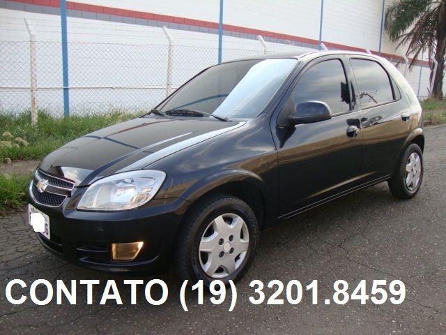 Chevrolet Celta 1.0 LT (Flex) - Foto #4