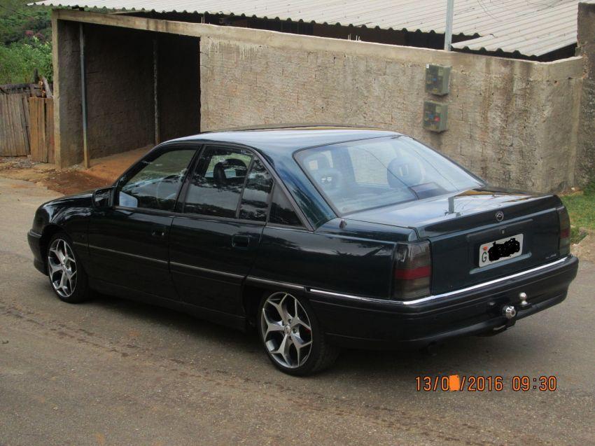 Chevrolet Omega CD 4.1 SFi - Foto #4