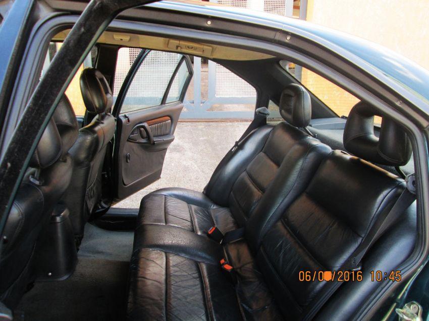 Chevrolet Omega CD 4.1 SFi - Foto #6
