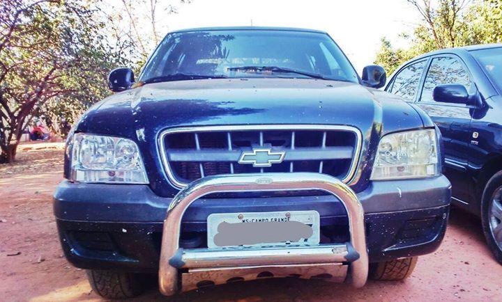 Chevrolet S10 Tornado 4x4 2.8 (Cab Dupla) - Foto #2