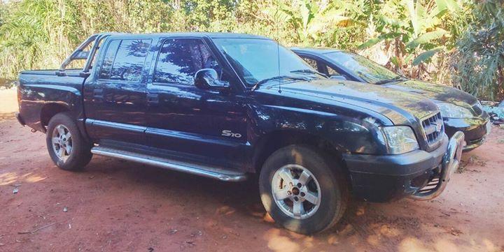 Chevrolet S10 Tornado 4x4 2.8 (Cab Dupla) - Foto #3