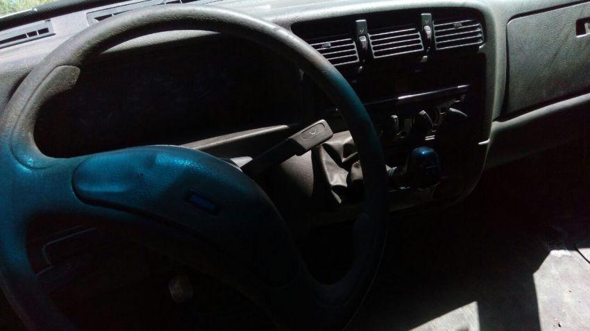 Fiat Ducato Maxi Van 2.8 (lotação) - Foto #6