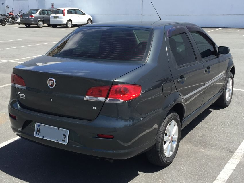 Fiat Siena EL 1.0 Fire (Flex) - Foto #4