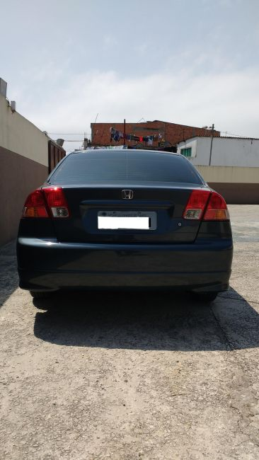 Honda Civic Sedan LXL 1.7 16V (aut) - Foto #2