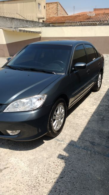 Honda Civic Sedan LXL 1.7 16V (aut) - Foto #8