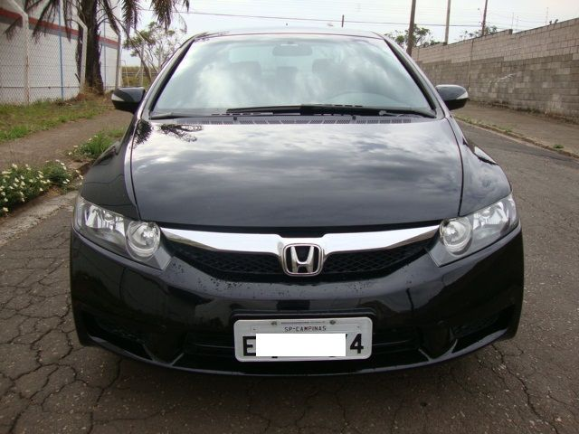 Honda New Civic LXL 1.8 16V i-VTEC (flex) - Foto #3