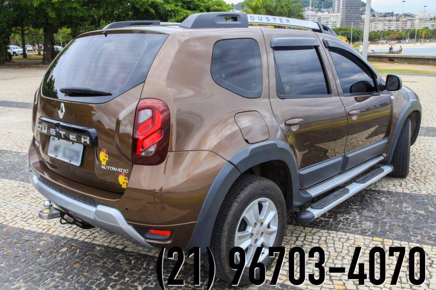 Renault Duster 2.0 16V Dynamique (Flex)(aut) - Foto #2