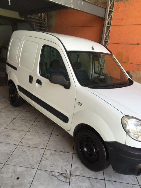 Renault Kangoo Express 1.6 16V (Flex) - Foto #3