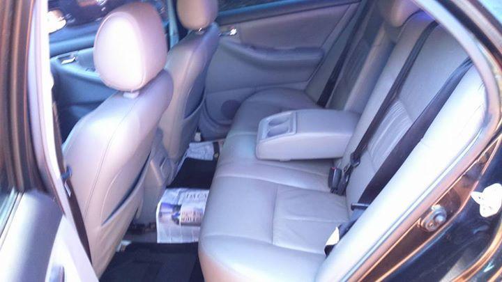 Toyota Corolla Sedan SEG 1.8 16V (aut) - Foto #3