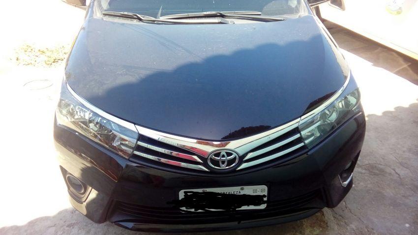 Toyota Corolla Sedan GLi 1.8 16V (flex) (aut) - Foto #7