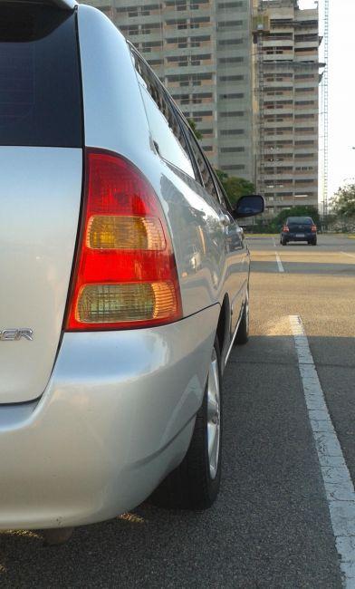 Toyota Corolla Fielder 1.8 16V - Foto #2