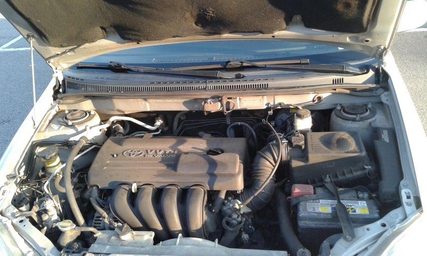 Toyota Corolla Fielder 1.8 16V - Foto #10