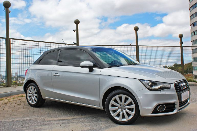 Audi A1 1.4 TFSI S tronic Attraction - Foto #3