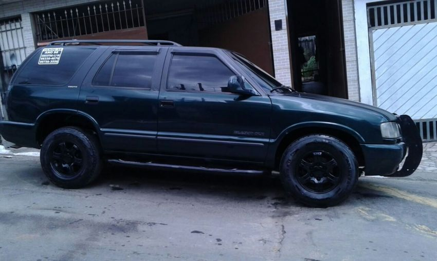Chevrolet Blazer DLX Executive 4x4 4.3 SFi V6 - Foto #1