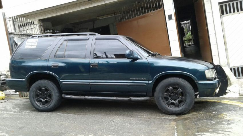 Chevrolet Blazer DLX Executive 4x4 4.3 SFi V6 - Foto #6