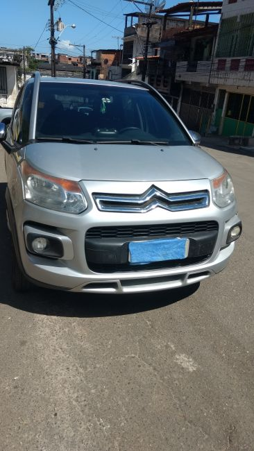 Citroën Aircross Exclusive 1.6 16V (flex) - Foto #1