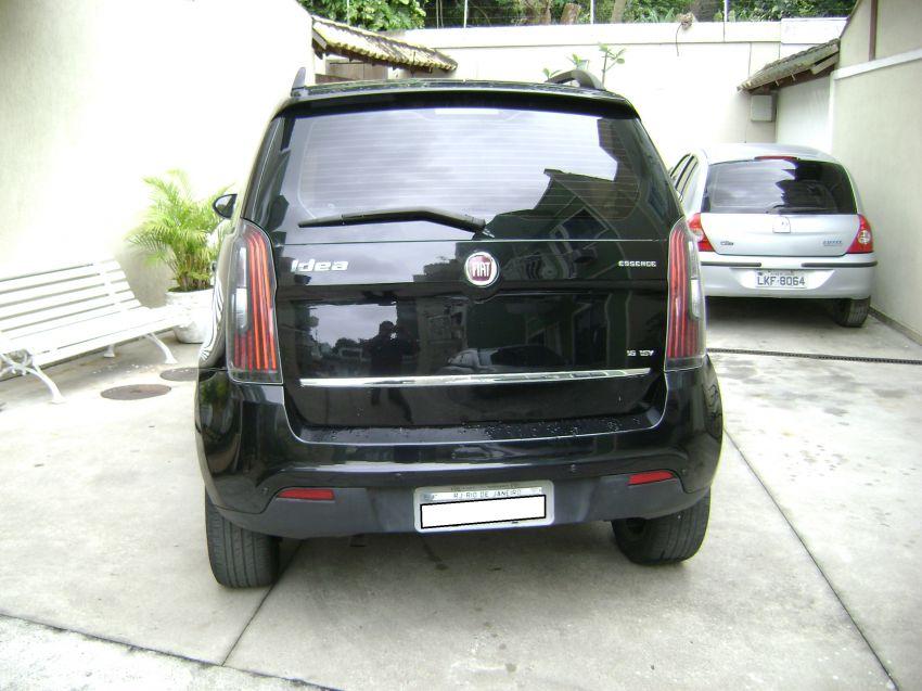 Fiat Idea Essence Italia Dualogic 1.6 16V (Flex) - Foto #2