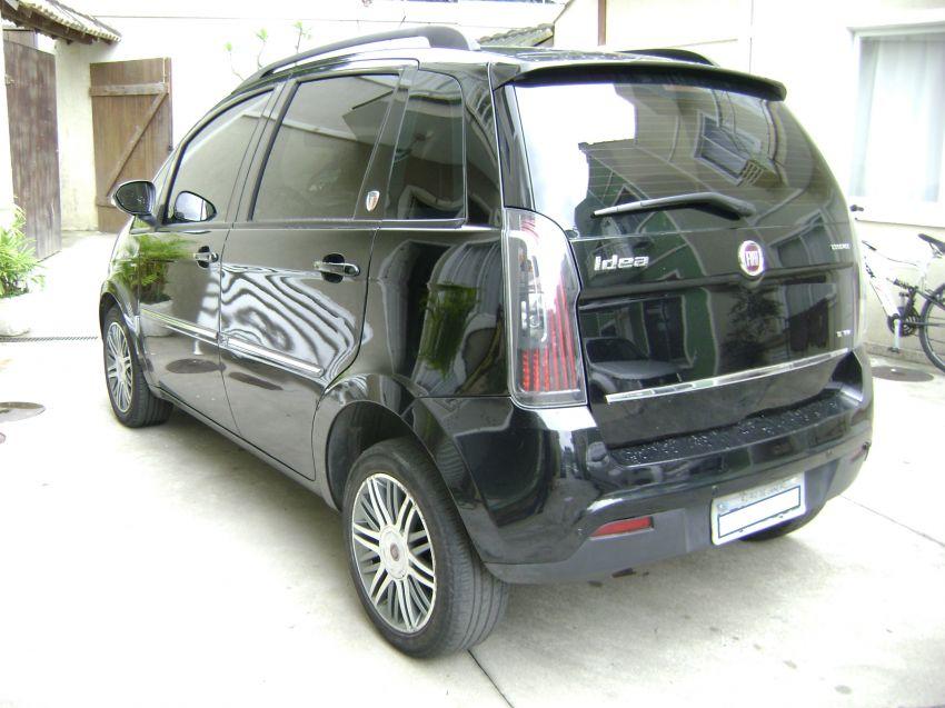 Fiat Idea Essence Italia Dualogic 1.6 16V (Flex) - Foto #3