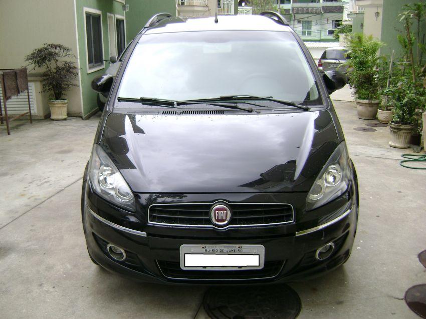 Fiat Idea Essence Italia Dualogic 1.6 16V (Flex) - Foto #4