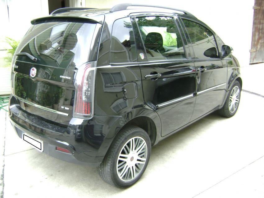 Fiat Idea Essence Italia Dualogic 1.6 16V (Flex) - Foto #5