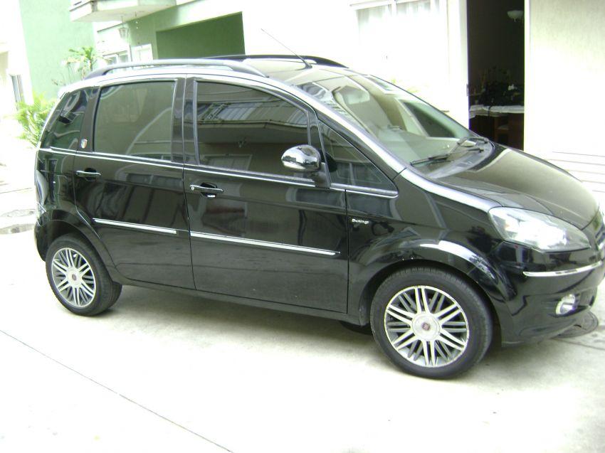 Fiat Idea Essence Italia Dualogic 1.6 16V (Flex) - Foto #1