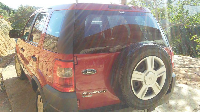 Ford Ecosport XL Supercharger 1.0 8V - Foto #2