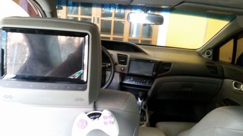 Honda Civic 2.0 i-VTEC EXR (Aut) (Flex) - Foto #2