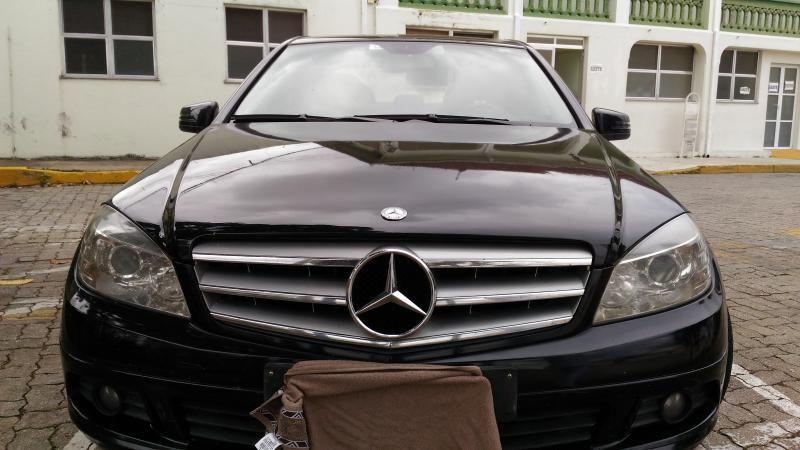 Mercedes-Benz C 180 Kompressor - Foto #2