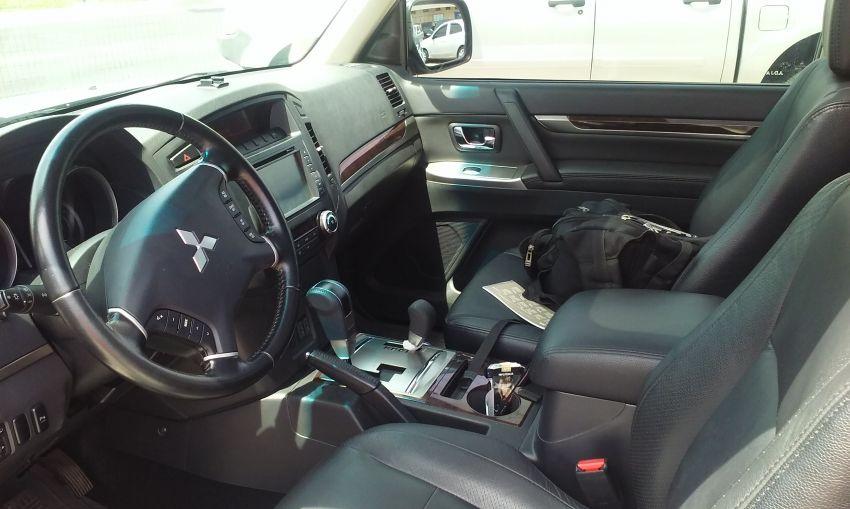 Mitsubishi Pajero Full HPE 3.8 3p - Foto #2